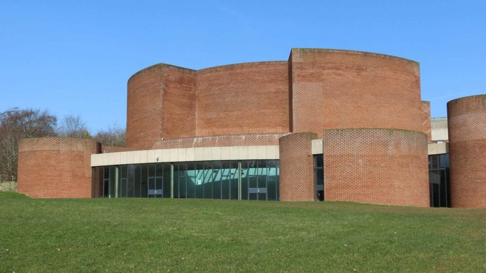 Crittall Iconic Art Centre's Winning Performance With Crittall Windows Image 02