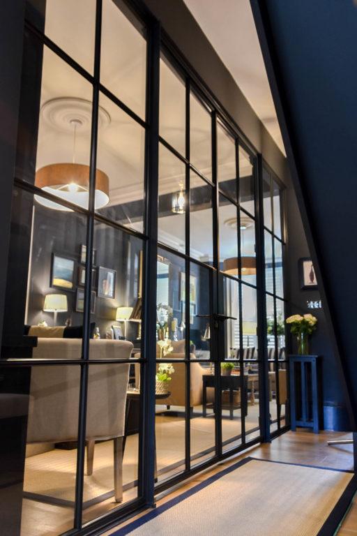 Crittall Innervision & FR doors